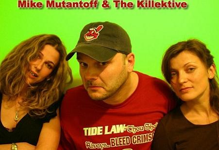 "РЕЛИЗ АЛьБОМА : Mike Mutantoff and The Killektive  ""ТрансZитный "" 2012."